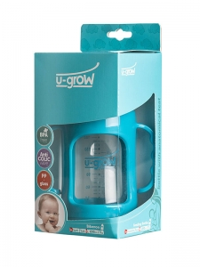 Biberon Sticla 200 ml Gat Normal UG A-1010 A-1010